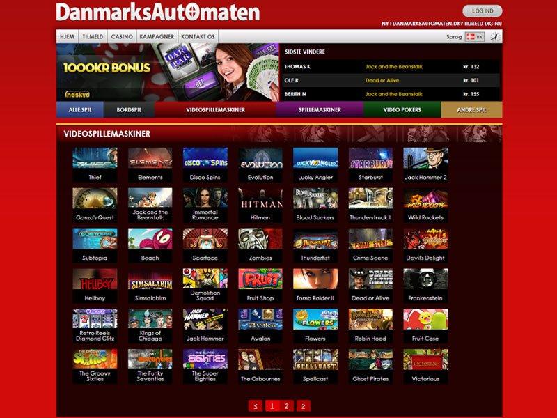 Norges Automaten.Com