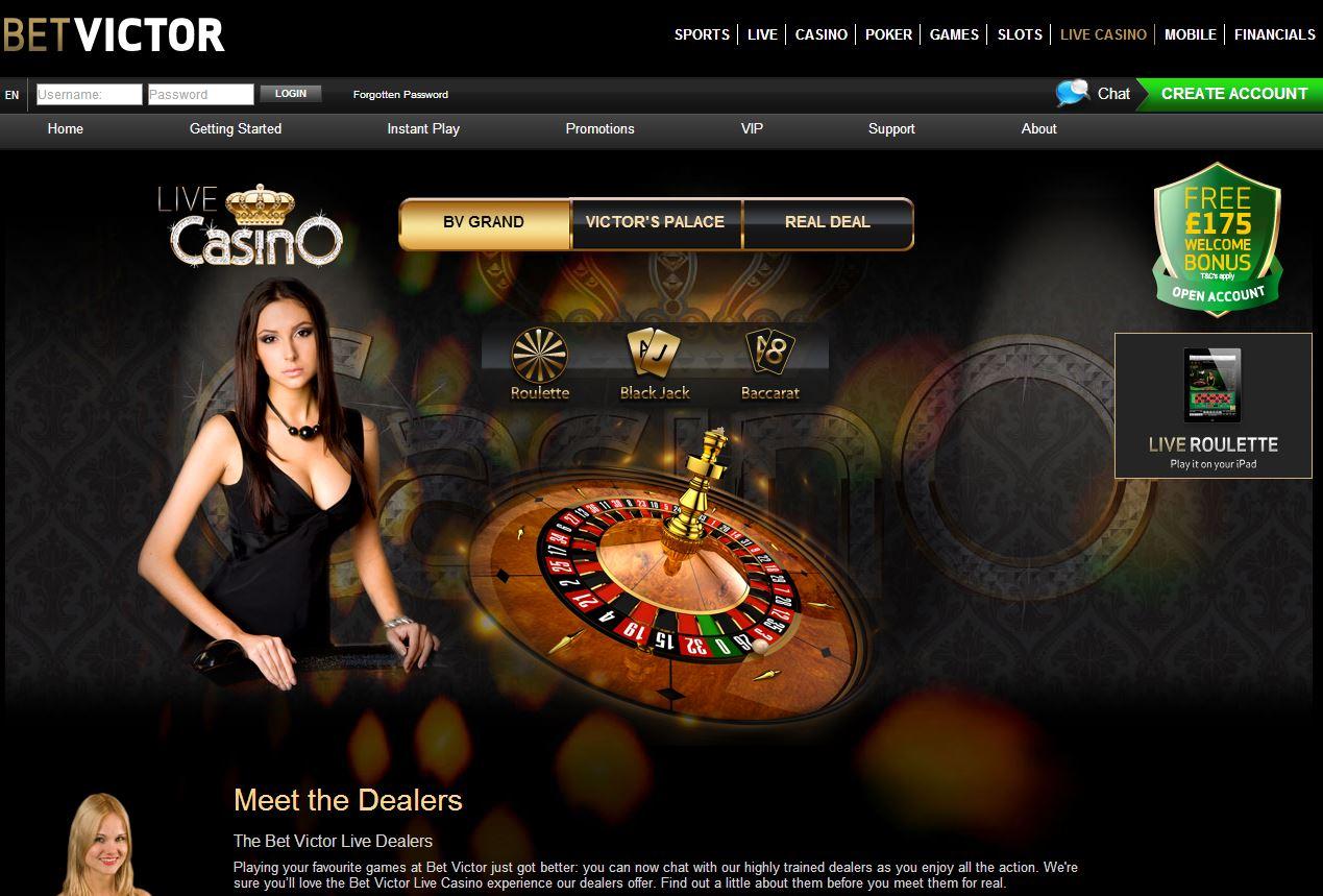 BetVictor Casino - CasinoBonusar.nu