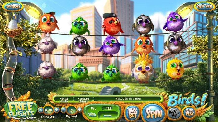 Free birds slot machine online betsoft twist games freegamesonlinecnm