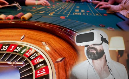 VR Casino Online