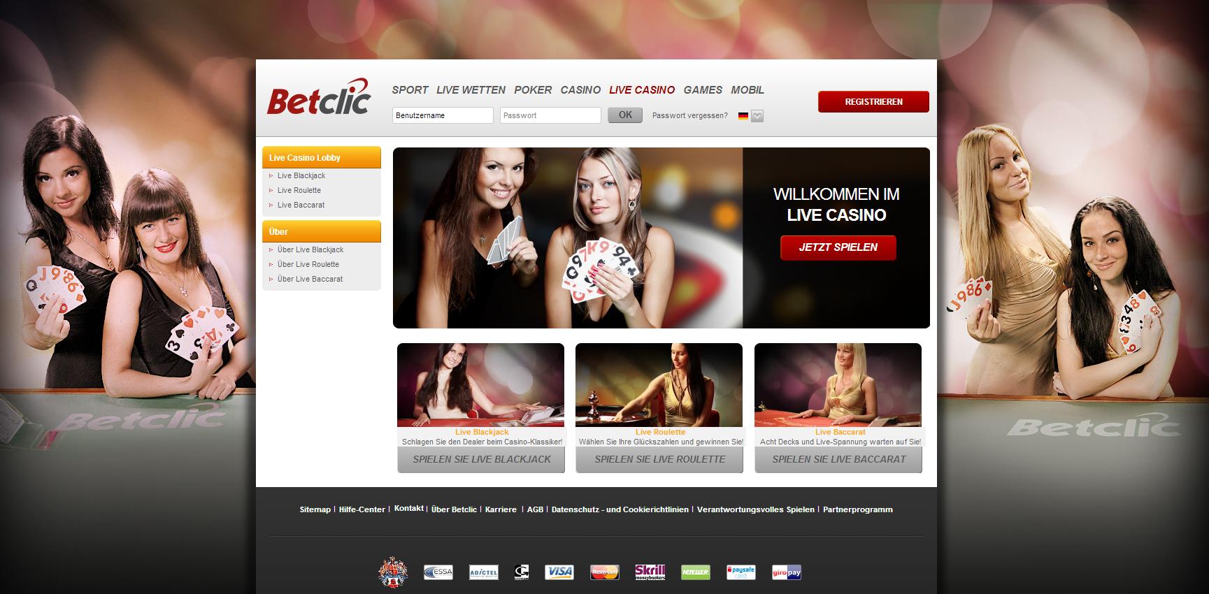www betclic casino
