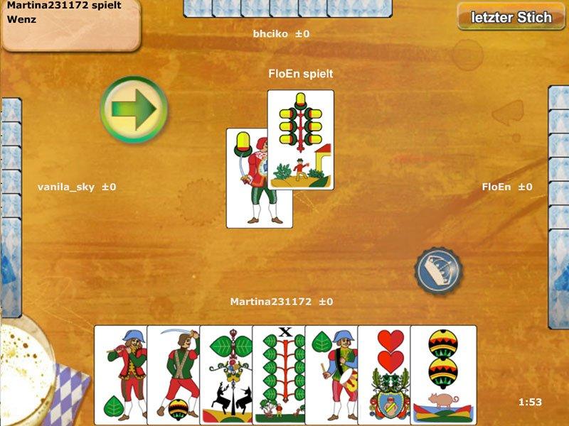 Schafkopf Spiele