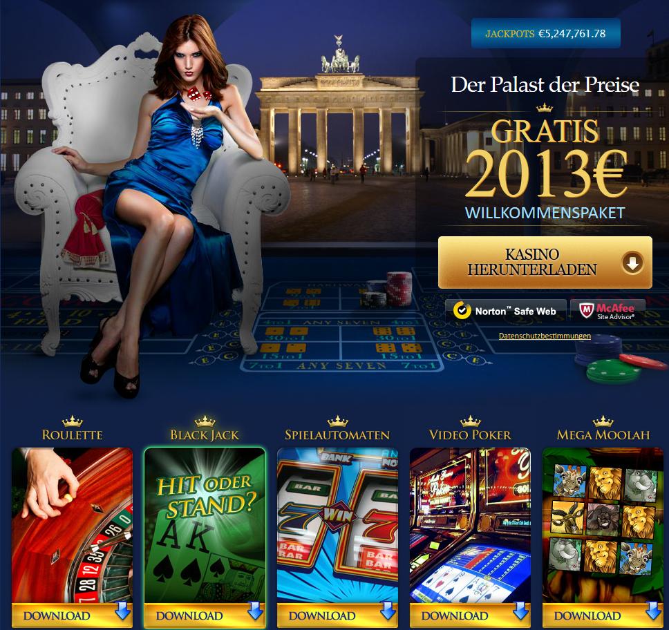 europalace casino bewertung
