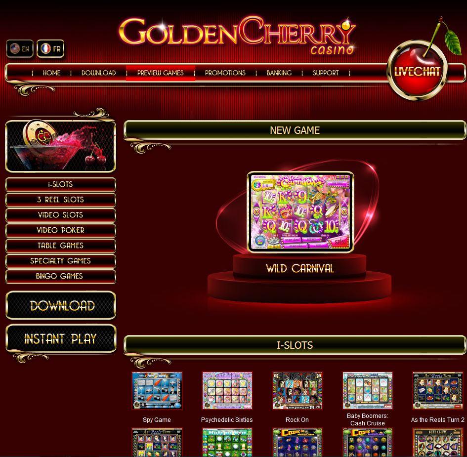 Vegas free games slot