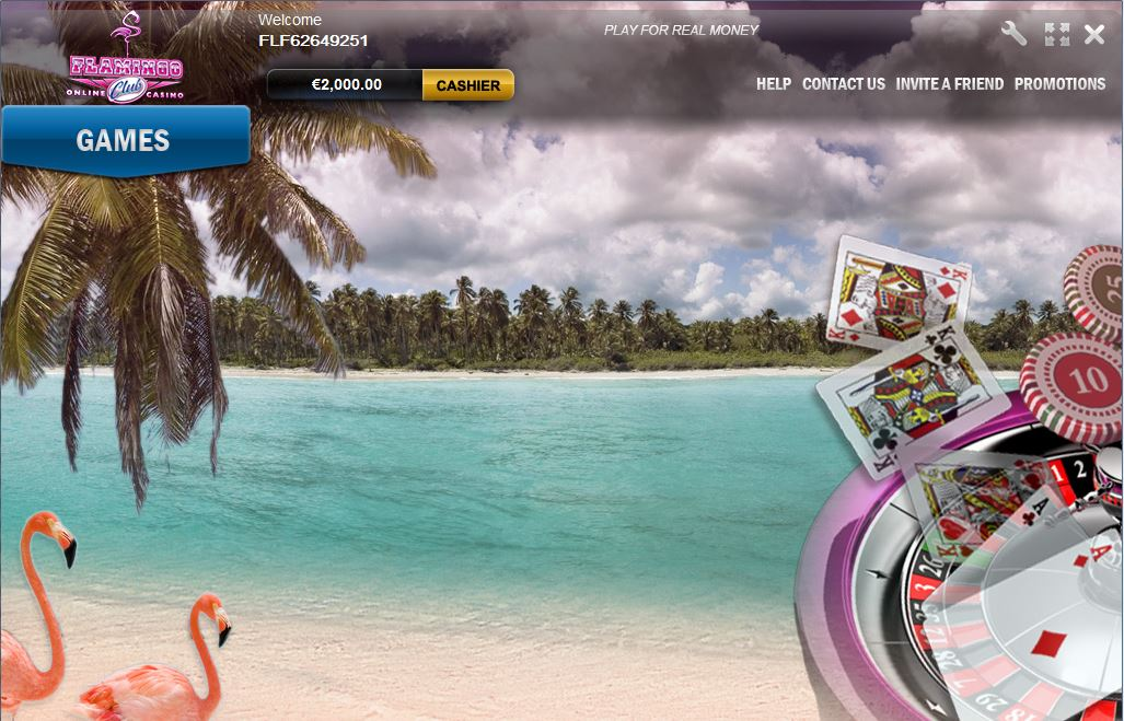 Flamingo club casino online