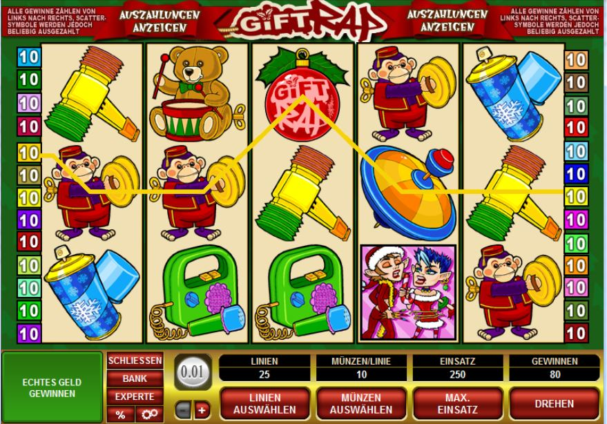 Gift Rap | Euro Palace Casino Blog
