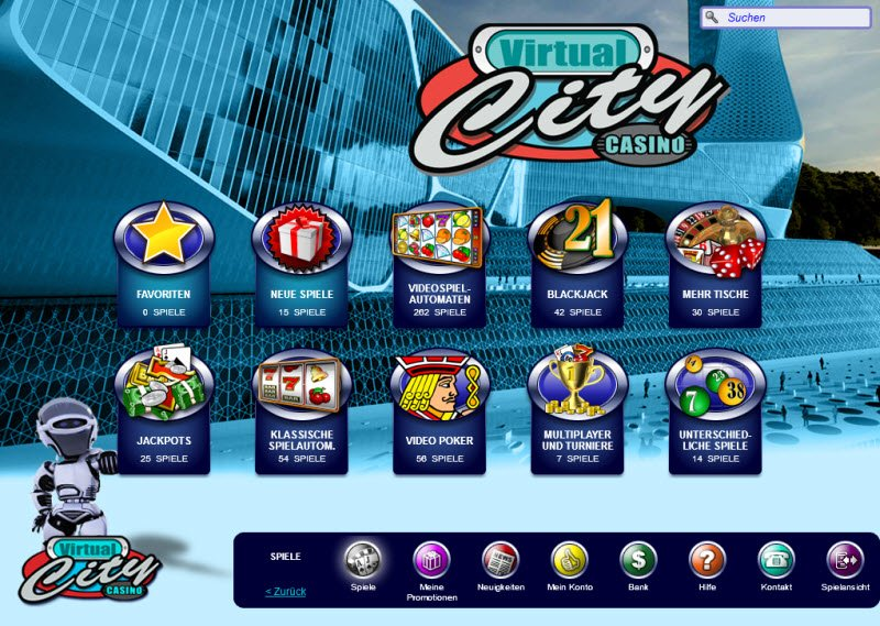 virtual city casino coupon code