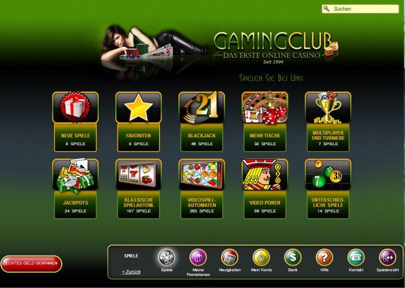 online casino bewertungen gaming spiele