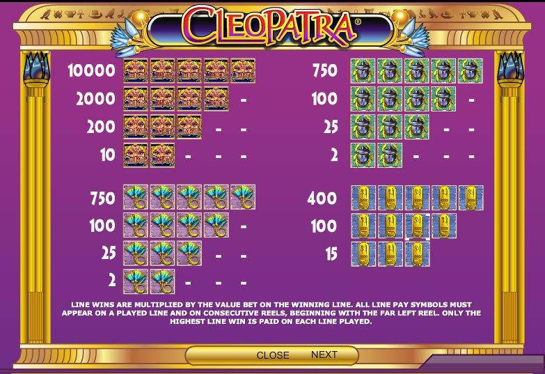 cleopatra 2 spielen