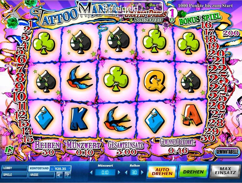 Prowling panther slot machine