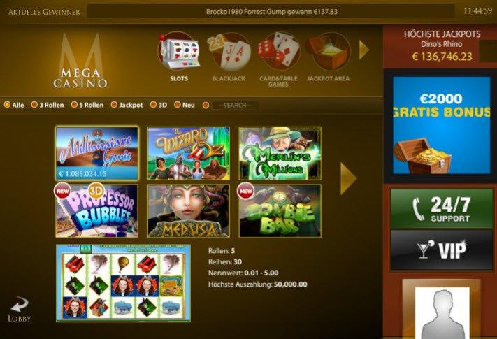 best online casino jetzt spielen 2000