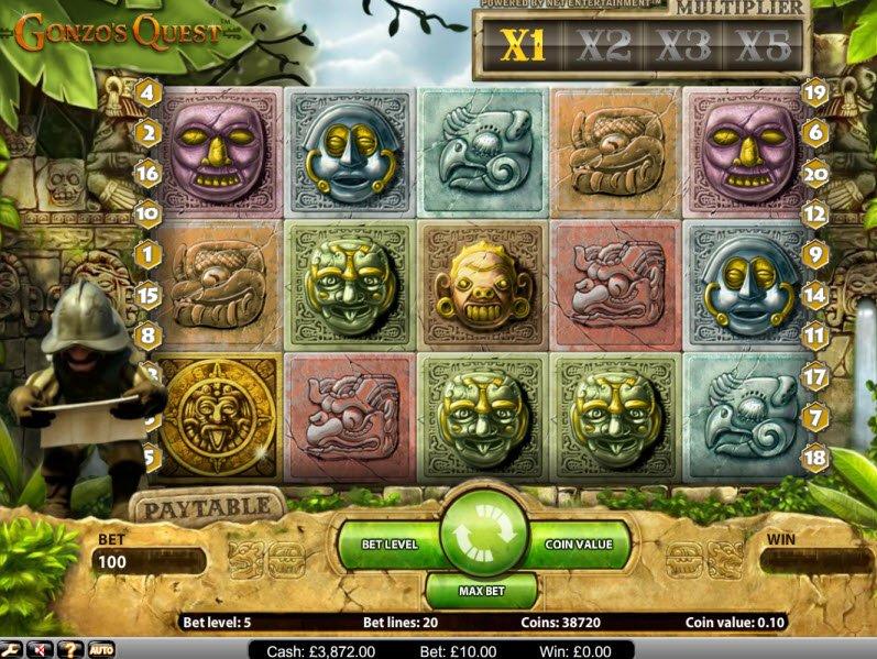 online vegas casino quest spiel