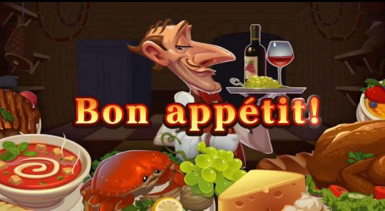 Big Chef slot - spil gratis spil online