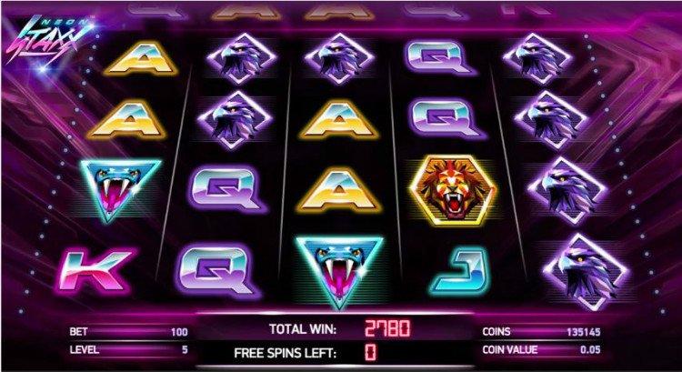 Spiele Neon ClaГџic - Video Slots Online