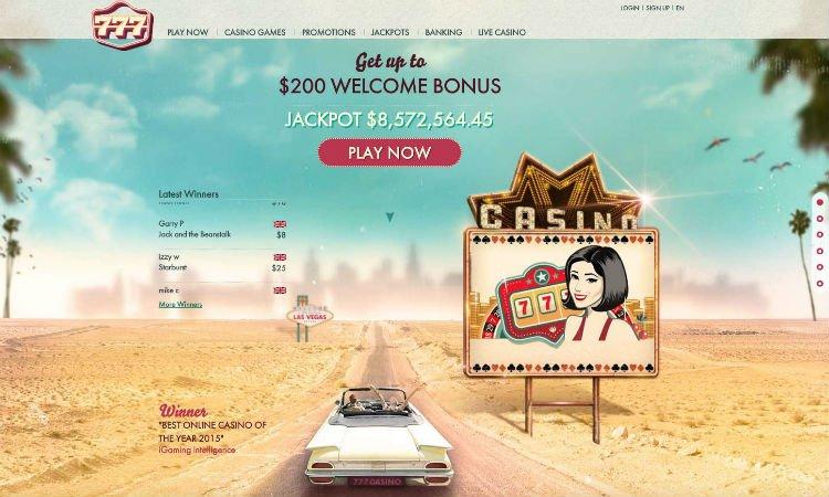777 Casino 888