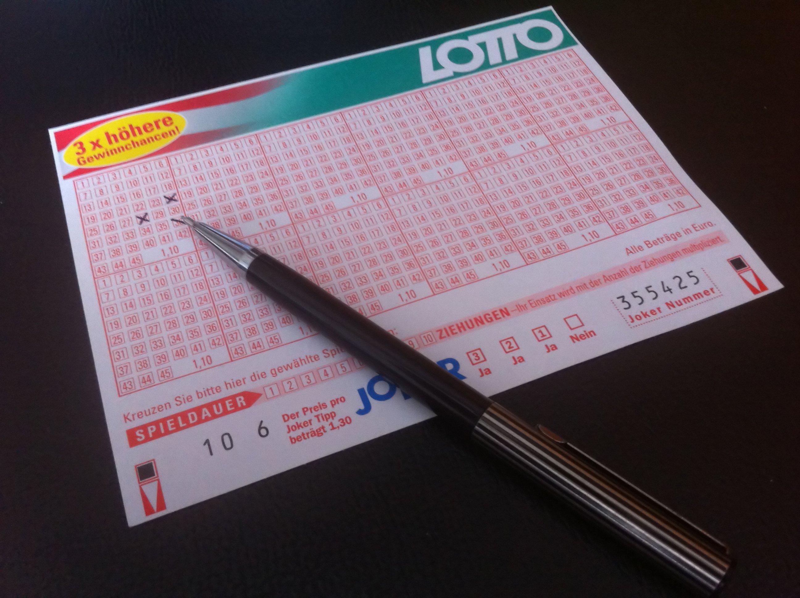 Lotto Deutschland Wiki