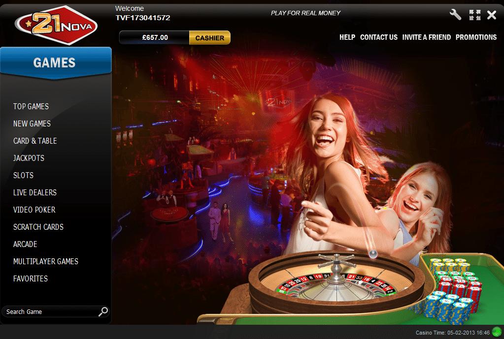 Casino 21 Nova