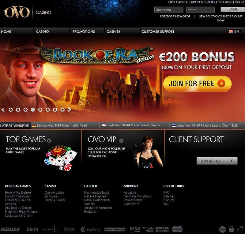 Ova Casino