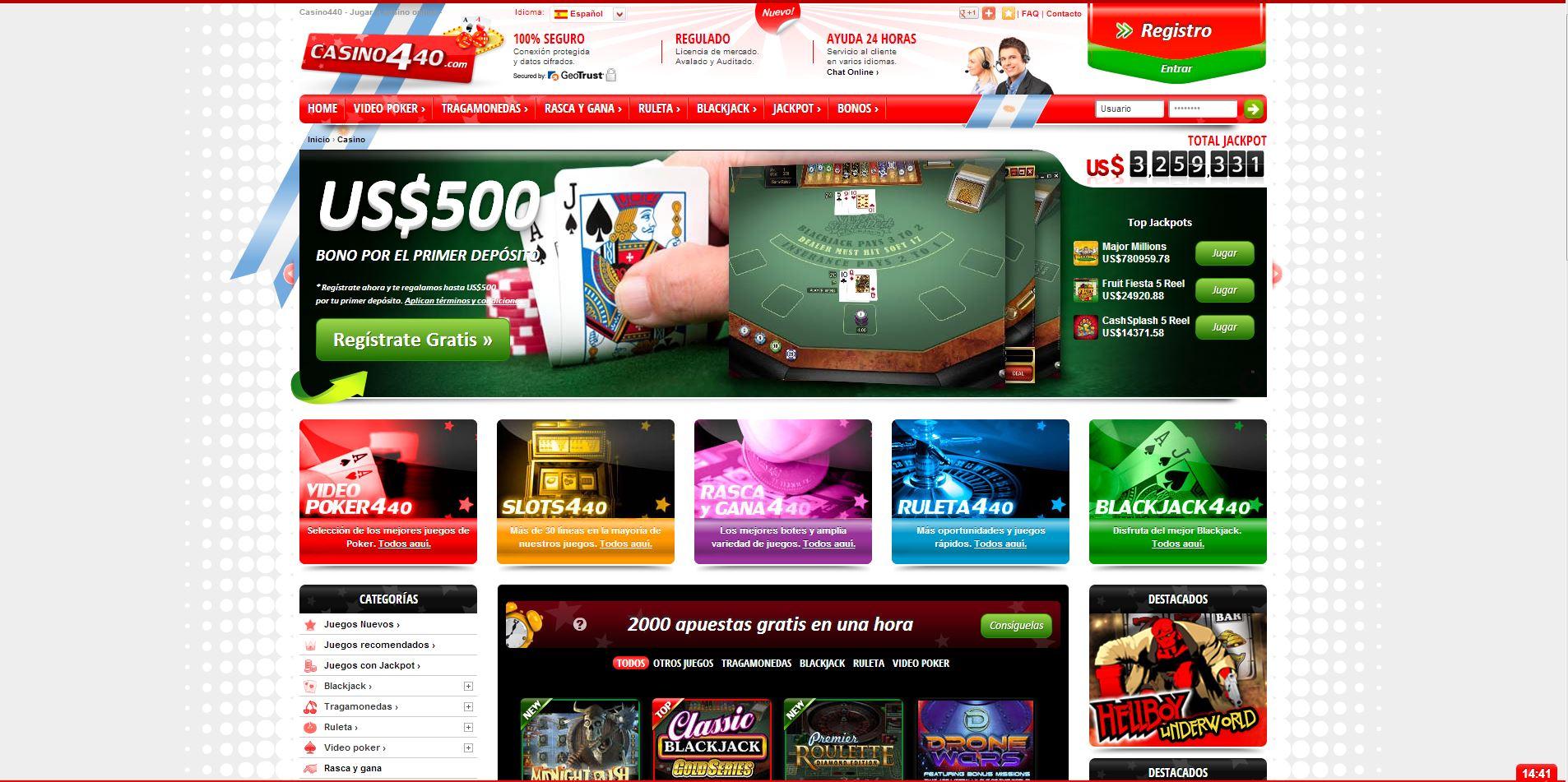 Casino 440