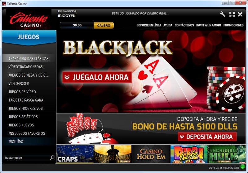 Juega al Lucky Blackjack Online | Casino.com México