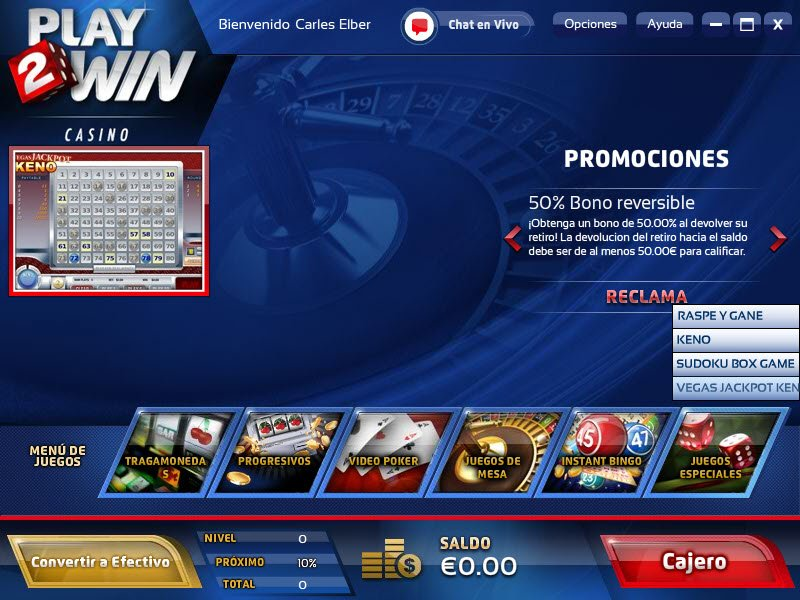 casino online con bono de bienvenida