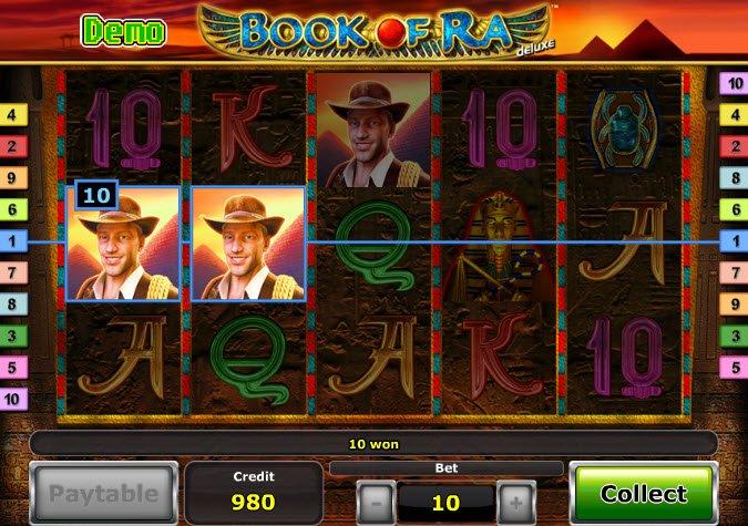 Juegos Tragamonedas Book Of Ra