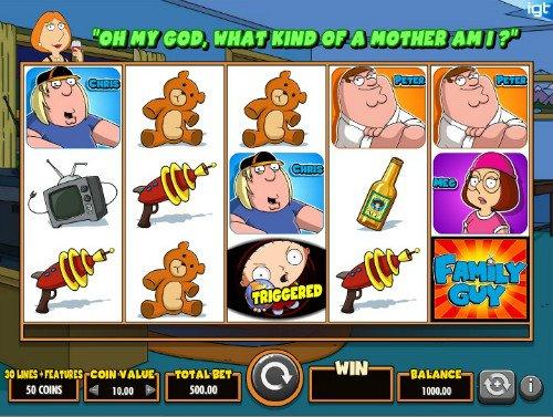 family guy stewie casino