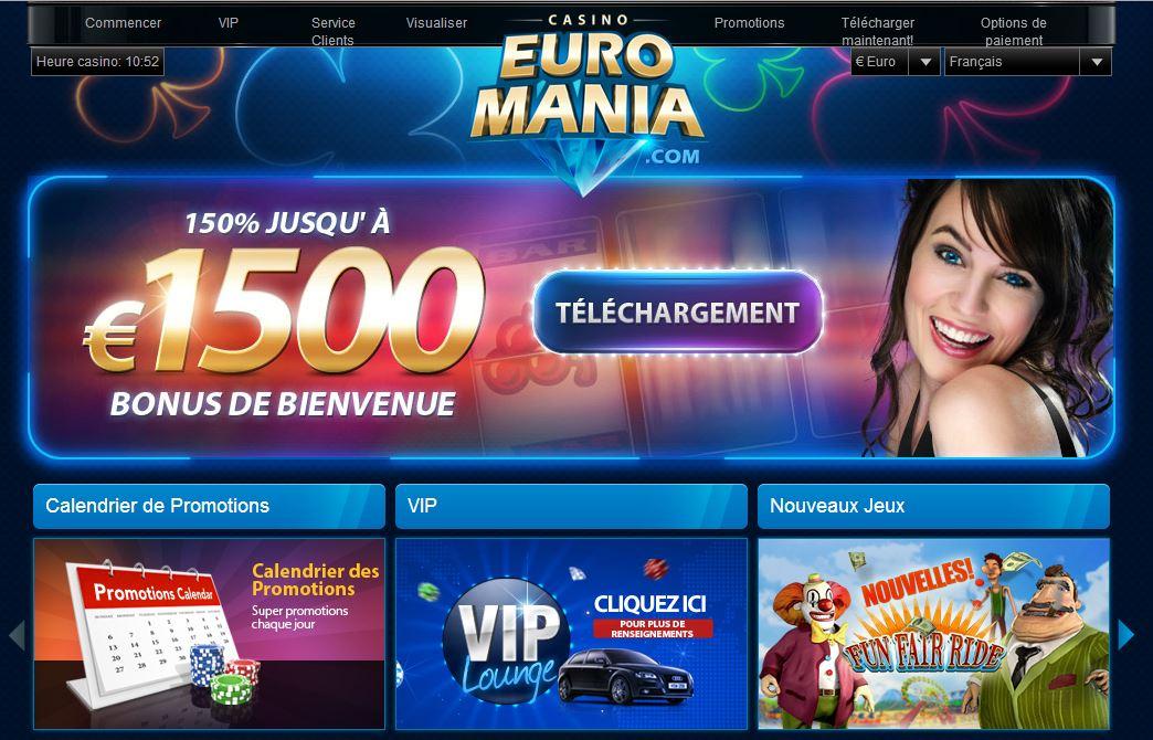 casino euromania.com