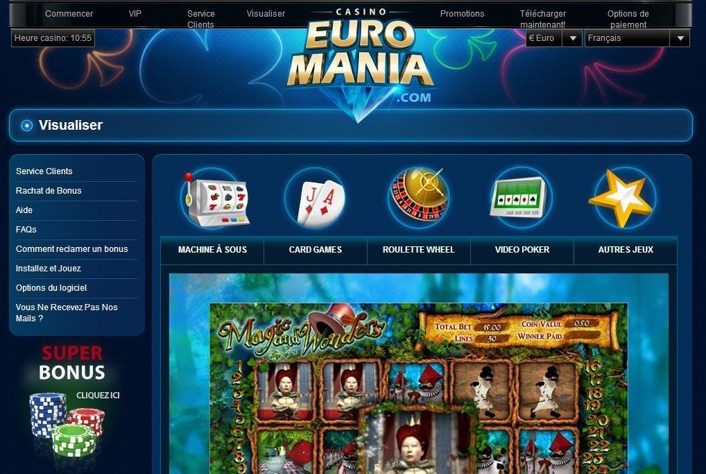 Euro Mania Casino