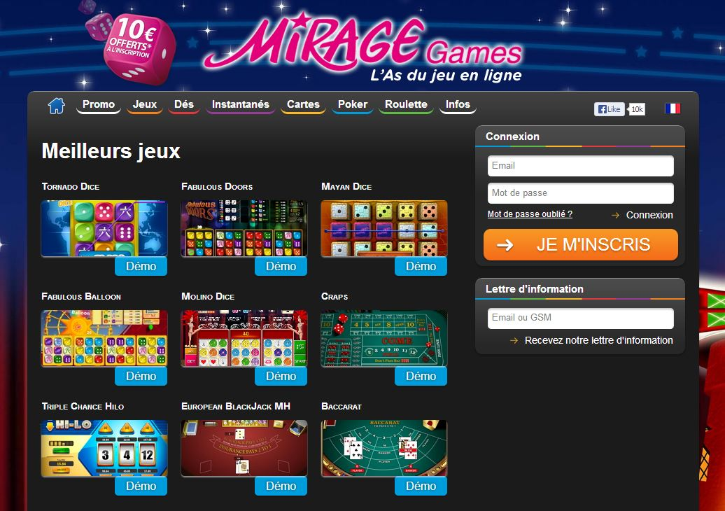 Casino mirage games pioneer casino in laughlin nv
