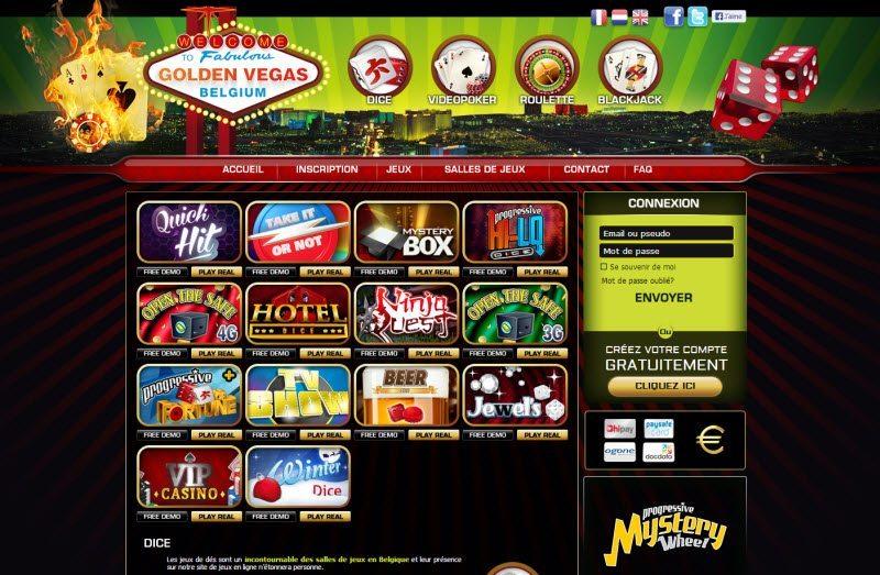 Casino gratuit vegas