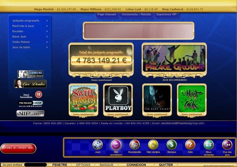 Jouez à la machine à sous en ligne Chests of plenty sur Casino.com Canada