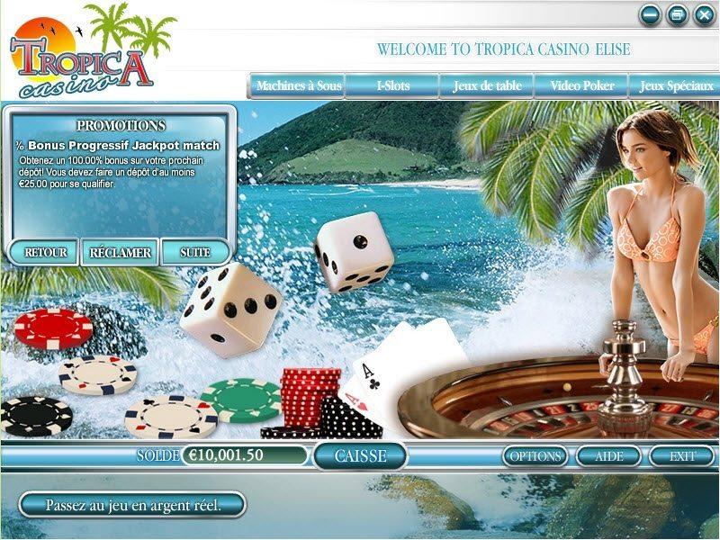 tropica casino en ligne