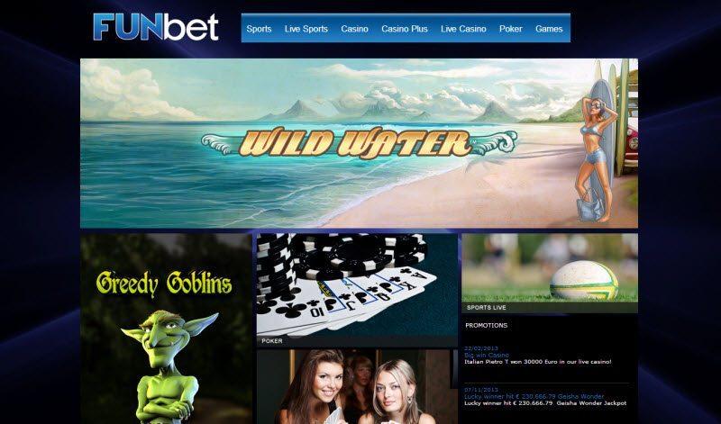 Bet casino en ligne