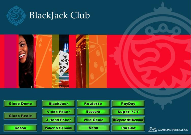city club casino recensione