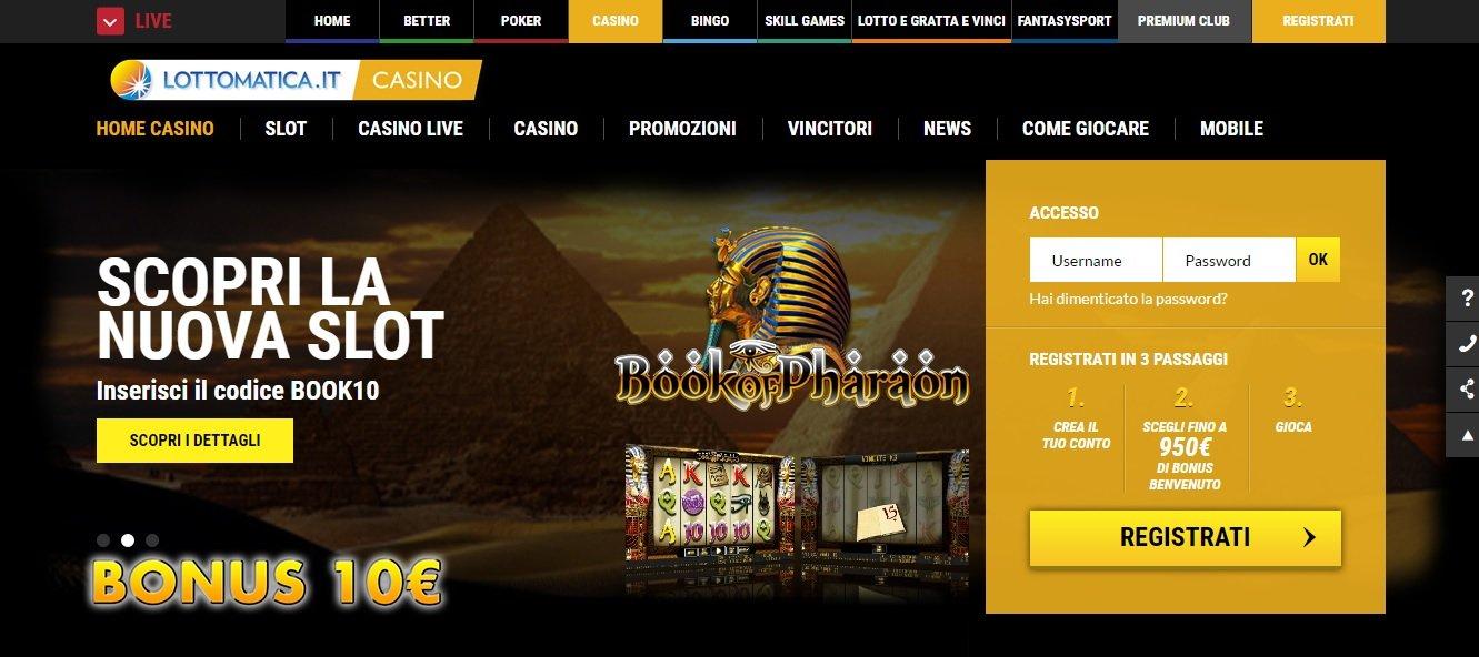 lottomatica.it casino
