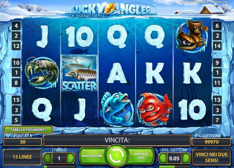 Lucky Angler Slot Machine Online ᐈ NetEnt™ Casino Slots
