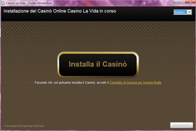 Download Casino La Vida
