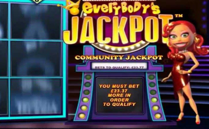 New EverybodyS Jackpot Slot