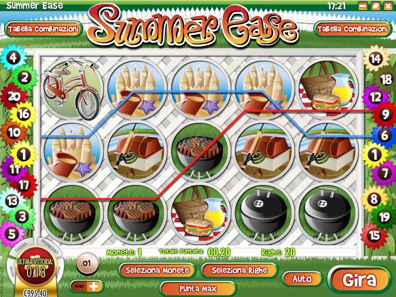 Summer Ease Slot Machine Online ᐈ Rival™ Casino Slots