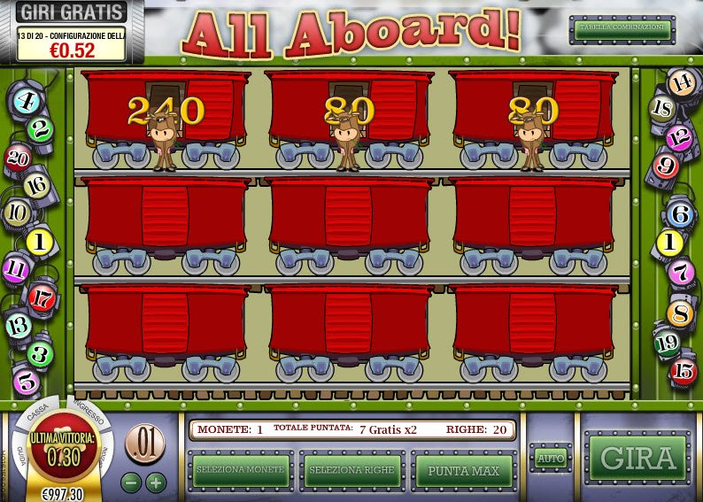 All Aboard Slot Machine Online ᐈ Rival™ Casino Slots