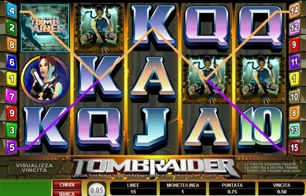 Tomb Raider Slot Machine Online ᐈ Microgaming™ Casino Slots