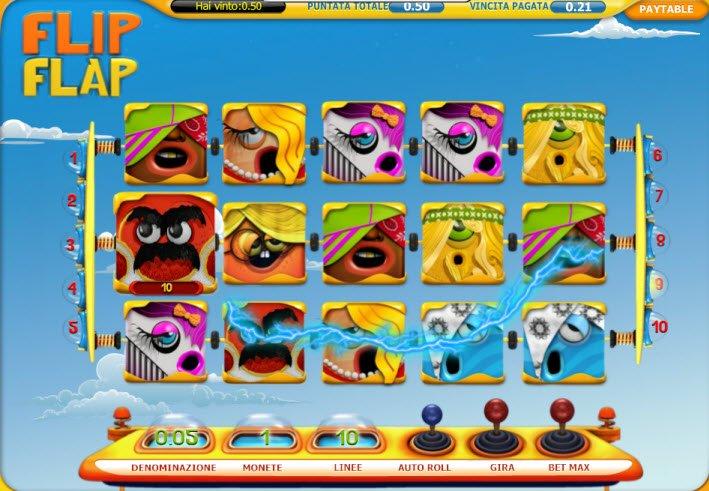 Flip Flap Slot Machine Online ᐈ SkillOnNet™ Casino Slots