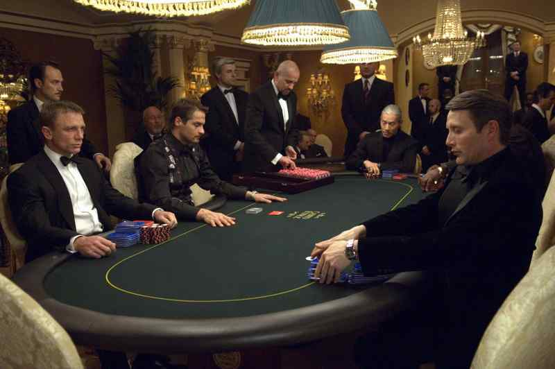 was casino royale filmed in monaco