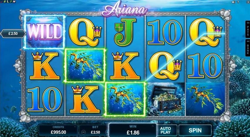 Ariana Slot Machine