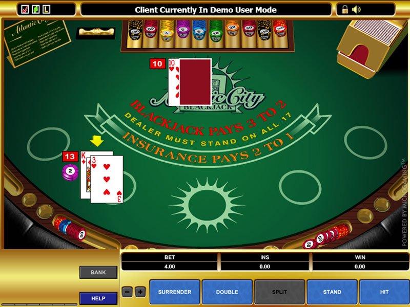 Blackhawk colorado blackjack