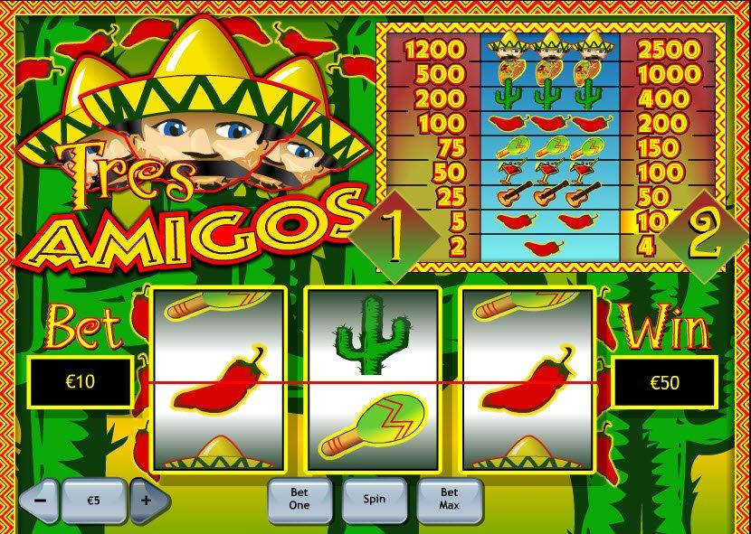 Nearest casino with slot machines