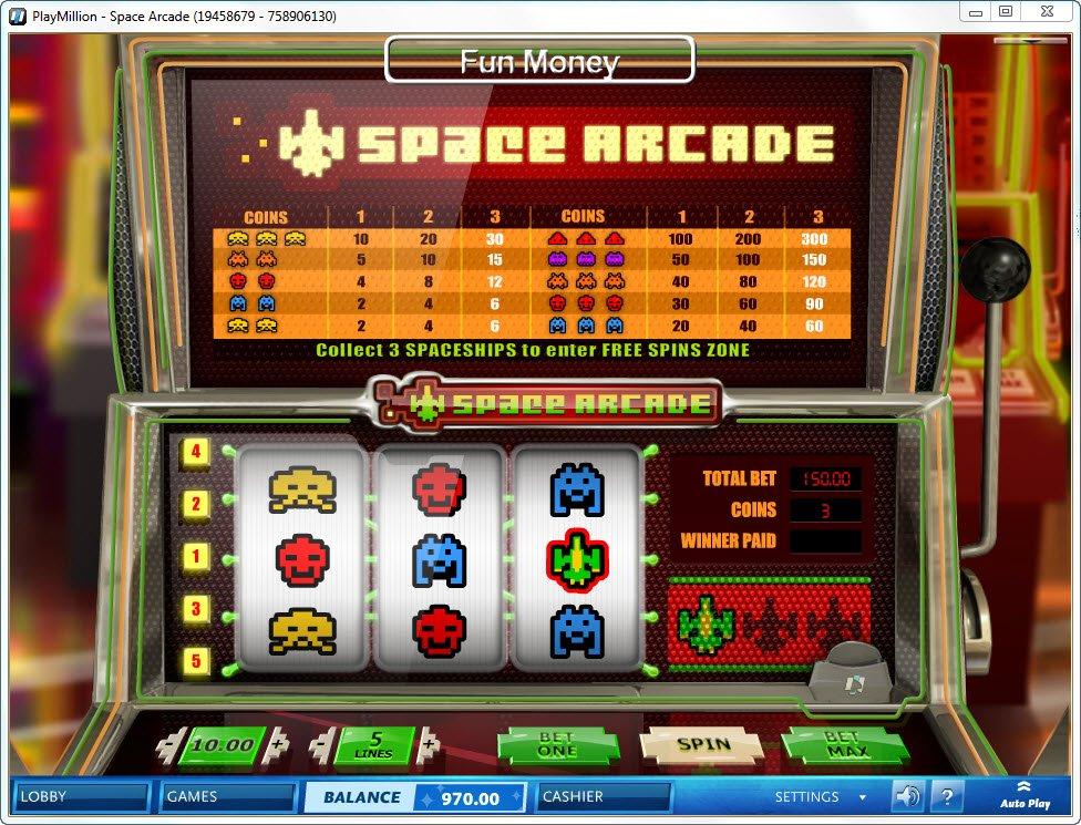Casino real money