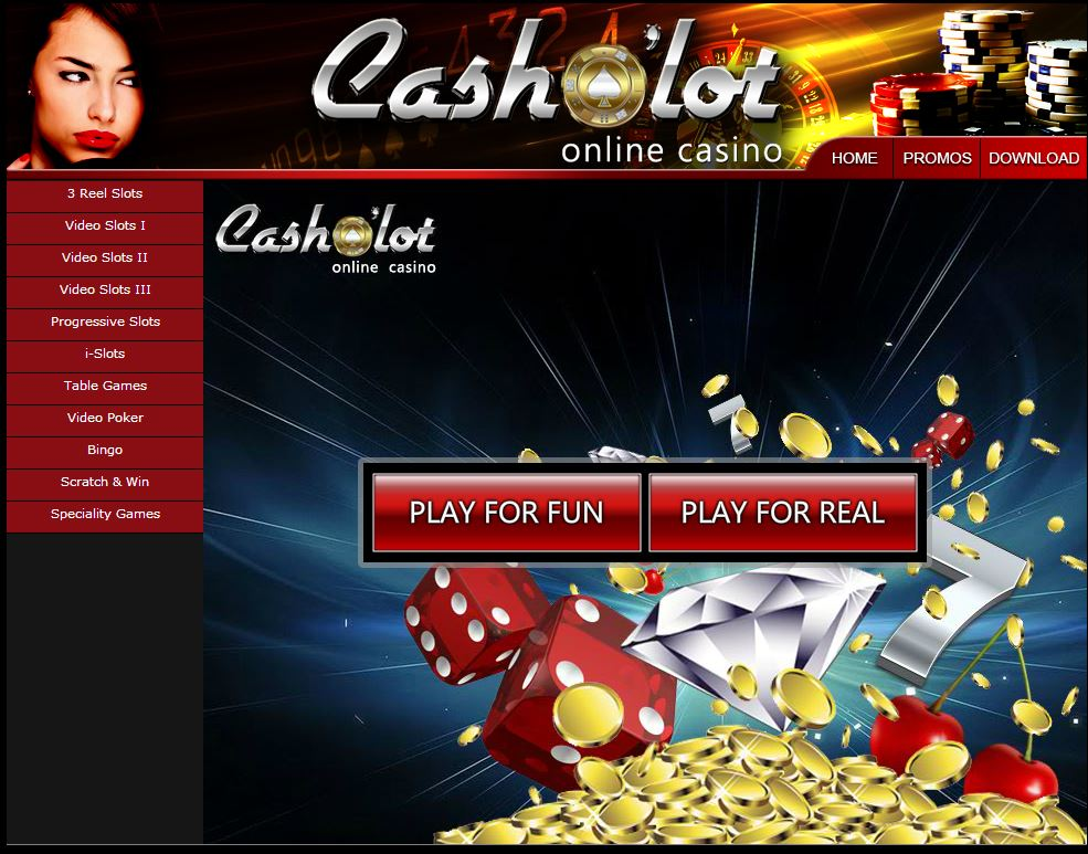 Cash O Lot Casino