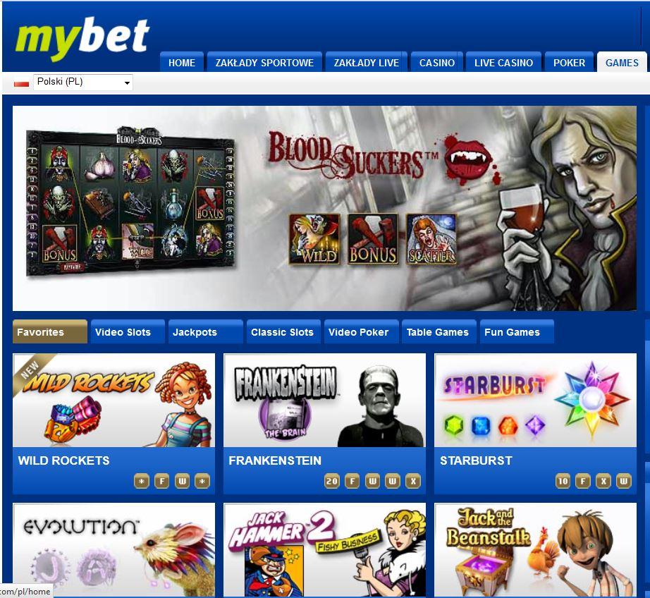 Www.Mybet.Com/Pl/Casino
